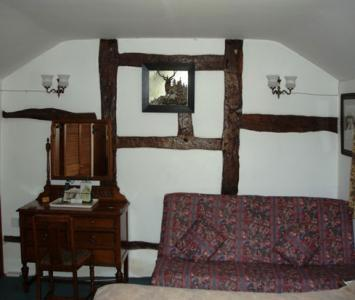 16th Century Oak Framed Wall